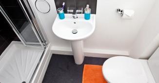 London Waterside Bathroom