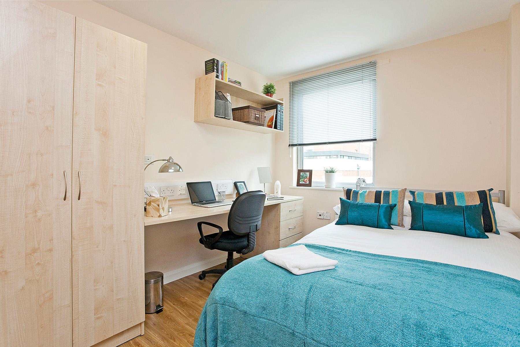 Leeds Leodis Bedroom