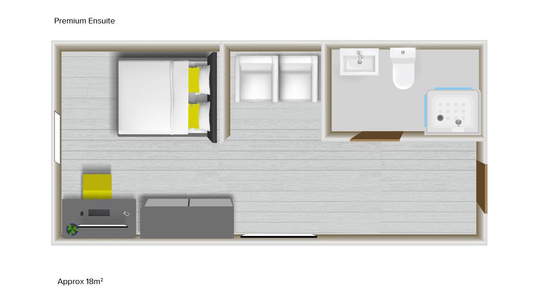Premium Ensuite floorplans