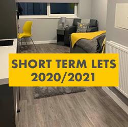 2020/21 Short Term Lets Newcastle